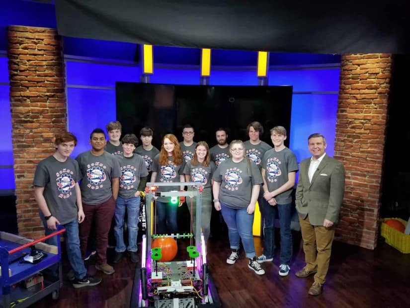 We are Soknorobo -- South Knoxville Robotics | Soknorbo.com