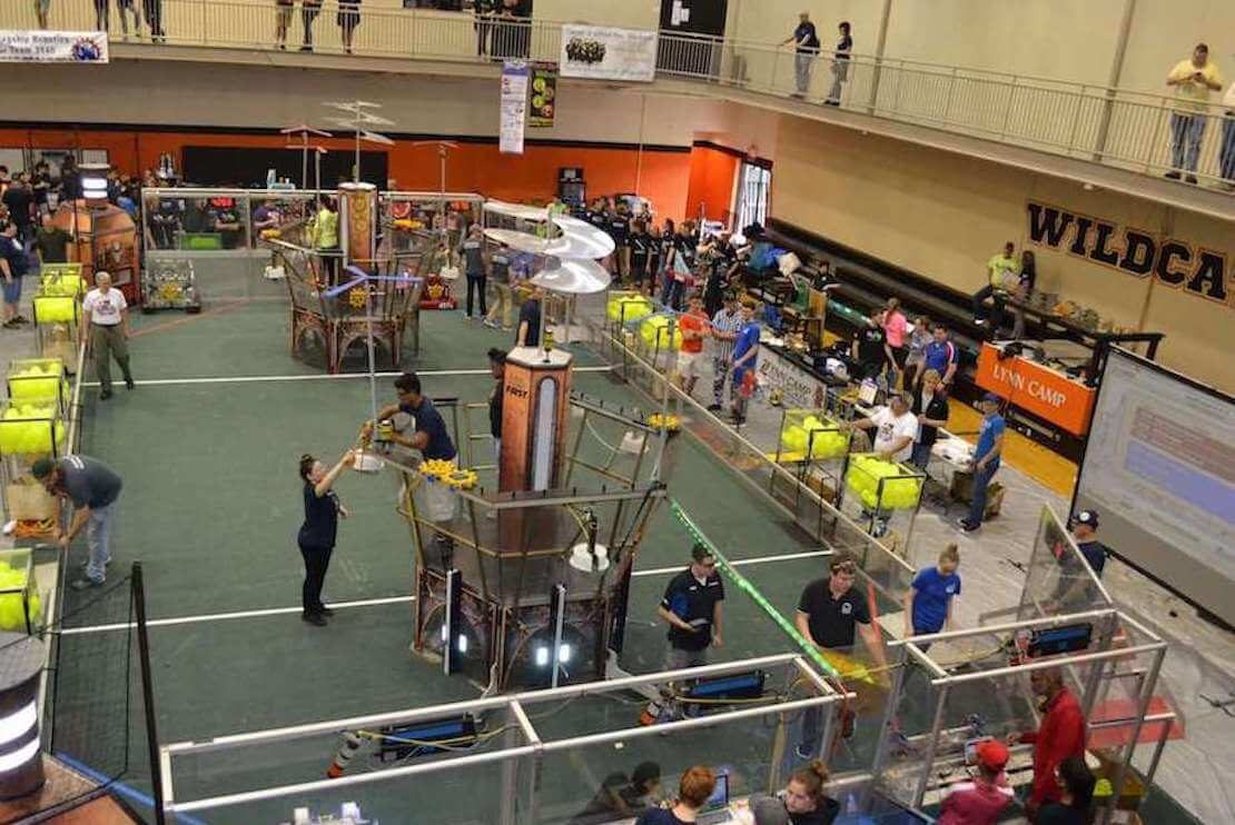 We are Soknorobo -- South Knoxville Robotics